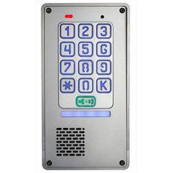 Zestaw domofonowy jednorodzinny z szyfratorem bz gm 1p marki Radbit