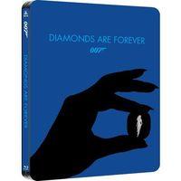 007 Diamenty są wieczne (Steelbook) (BD) (film)