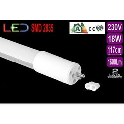 Świetlówka TUBA LED T5 117cm 18W 1600Lm neutr/zmna - produkt z kategorii- świetlówki