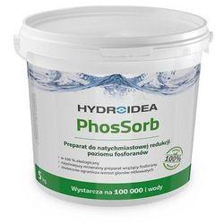 Phossorb na obniżenie fosforanów czyste oczko 25kg marki Hydroidea