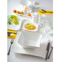 Dajar Komplet obiadowy fala 18 elementów (śr. 260)
