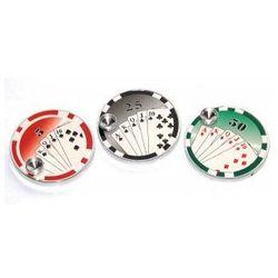 Inny Fajka metalowa lufka poker 0212716