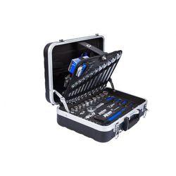 """Zestaw narzędzi PROFI GOLA w walizce z kluczami 1/4"""" i 1/2"""""""
