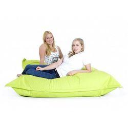 Beliani Nowoczesna pufa worek xxxl 180x230cm zielony (7081453054157)
