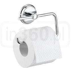 logis classic uchwyt na papier toaletowy chrom 41626000 od producenta Hansgrohe