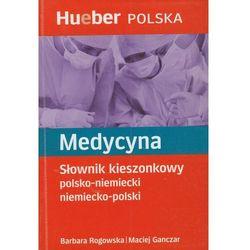 Medycyna Słownik kieszonkowy polsko niemiecki niemiecko polski (kategoria: Encyklopedie i słowniki)