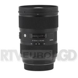 Obiektyw SIGMA A 24-35 F/2.0 DG HSM (Canon)