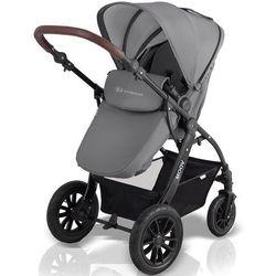 KinderKraft Wózek wielofunkcyjny 3w1 MOOV, Gray z kategorii Wózki wielofunkcyjne