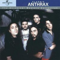 Anthrax - Classic Antrax - Universal Masters Collection
