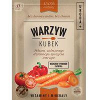 Warzyw Kubek Marchew/Pomidor/Papryka - URODA saszetka 16g.