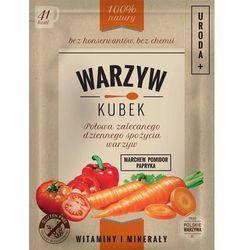 Warzyw Kubek Marchew/Pomidor/Papryka - URODA saszetka 16g. z kategorii Warzywa i owoce