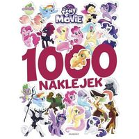 My Little Pony The Movie 1000 naklejek - Jeśli zamówisz do 14:00, wyślemy tego samego dnia. Darmowa dostawa