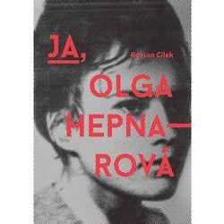 Ja, Olga Hepnarová + zakładka do książki GRATIS, pozycja wydawnicza