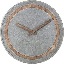 :: zegar ścienny concreto Ø 35 cm marki Nextime