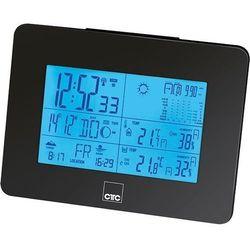 Stacja pogody CLATRONIC WSU 7026 RC Czarny (4006160702606)