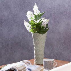 wazon flowers pistacja wys. 25cm, 25cm marki Dekoria
