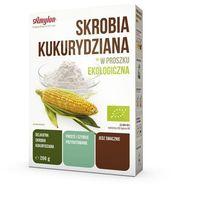 skrobia kukurydziana bio 200g - amylon