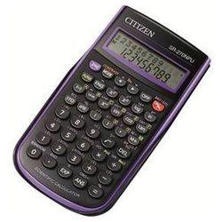 Kalkulator sr-270npu (sr-270npu) purpurowa marki Citizen