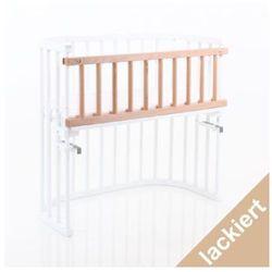 barierka do łóżeczka dostawnego kolor natura od producenta Tobi babybay