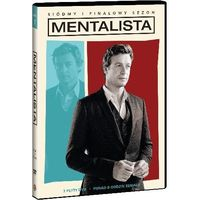 Mentalista, Sezon 7 (DVD) - Randy Zisk, John F. Showalter, Chris Long i inni (7321909337824)