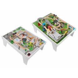 stolik do zabawy xxl, 89 elementów marki Playtive®junior