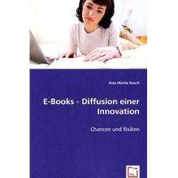 E-Books - Diffusion einer Innovation Rauch, Anja M. (9783639045277)