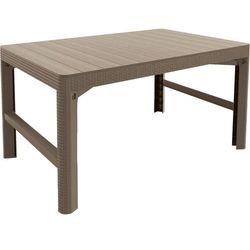 Allibert stół ogrodowy LYON RATTAN