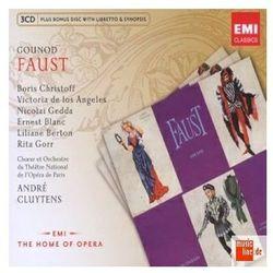 Gounod: Faust - Andre Cluytens, towar z kategorii: Muzyka klasyczna - pozostałe