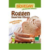 Płynny zakwas żytni bio 150ml -  marki Bio vegan