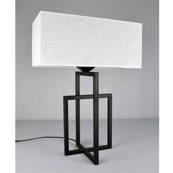 Namat Lampka nocna cross black 2510 - czarny/biały