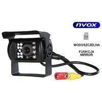 Nvox  gdb1903 ccd samochodowa kamera cofania ccd sharp w metalowej obudowie 12v