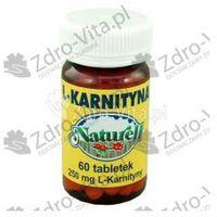 L-KARNITYNA TABL.250MG*60 NATURELL