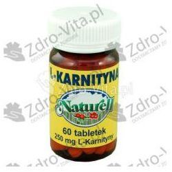 L-KARNITYNA TABL.250MG*60 NATURELL