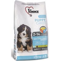 1 st Choice Puppy Medium & Large Breeds 15 kg