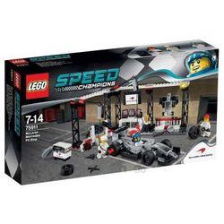 LEGO Speed Champions Pit Stop McLaren Merc 75911 - z kategorii- pozostałe zabawki agd