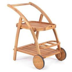 Hecht czechy Hecht s trolley stolik wózek ogrodowy do serwowania dań meble ogrodowe akacja - ewimax oficjalny dystrybutor - autoryzowany dealer hecht (8594061748435)