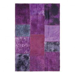 :: dywan patchwork velvet purple - z ekspozycji marki Kare design