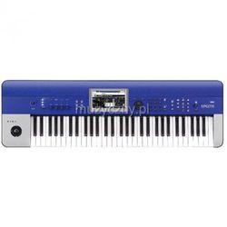 Korg Krome 61 Blue syntezator, workstation, kolor niebieski - sprawdź w wybranym sklepie