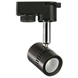 LAMPA sufitowa HL835L 02718 Ideus ścienna OPRAWA kinkiet LED 5W naświetlacz do systemu szynowego 1 - fazowego tuba czarny