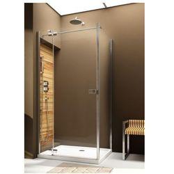 drzwi verra line 90 do montażu ze ścianką 103-09381/103-09335 wyprodukowany przez Aquaform