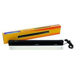Eurolite UV świetlówka slim 45cm Set, UV/biała (świetlówka)