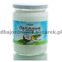Proness myvita Olej (masło) kokosowy nierafinowany, tłoczony na zimno, myvita, 500 ml