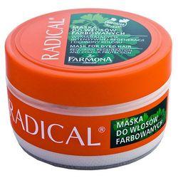 FARMONA Radical - Maska ochronna do włosów farbowanych Blask Koloru włosy farbowane 150ml od Apteka Słonik