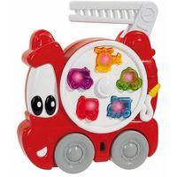 , abc, straż pożarna z przyciskami, zabawka interaktywna wyprodukowany przez Simba