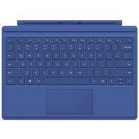 Microsoft Surface Pro 4 Type Cover R9Q-00097, klawiatura i etui do tabletu, niebieska