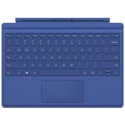 Microsoft Surface Pro 4 Type Cover R9Q-00097, klawiatura i etui do tabletu, niebieska z kategorii Pokrowce i etui na tablety