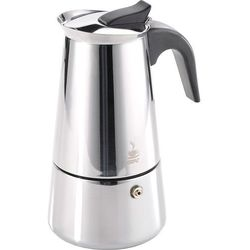 Stalowa kawiarka do kawy Emilio Gefu 300ml