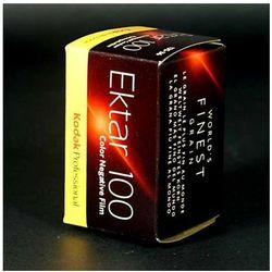 ektar 100/36 film kolorowy typ 135 wyprodukowany przez Kodak