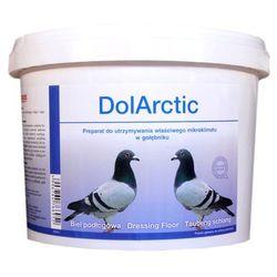 Dolfos  dolarctic - preparat do utrzymania właściwego mikroklimatu i higieny w gołębniku 2kg