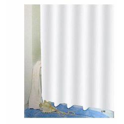 Zasłona prysznicowa Bisk PEVA UNI 03502